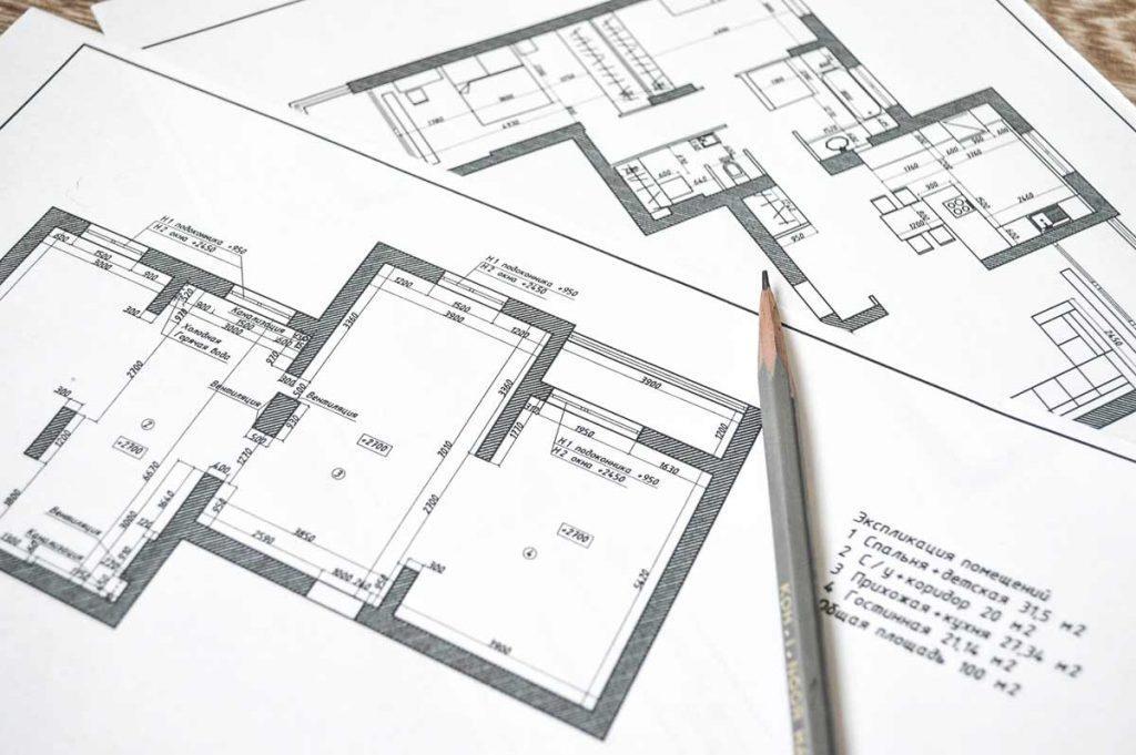 самостоятельная перепланировка квартиры